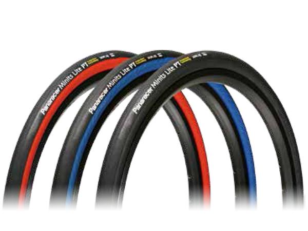 Pananracer Minits Lite 20×1-1//8 451 Folding Tire Black//Black